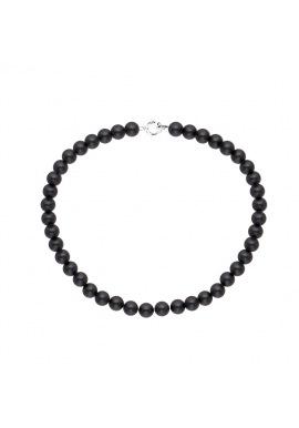 Bracelet Rang de Perles  - Fermoir Or Blanc