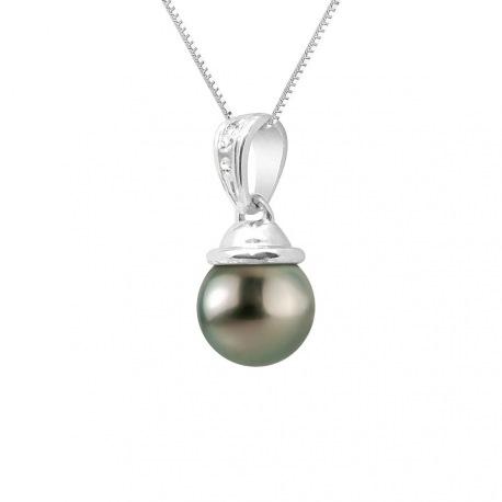 Pendentif Prestige Bélière Articulée Or Blanc Diamants
