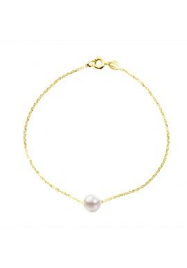 Bracelet Chaine Forçat en Or Jaune