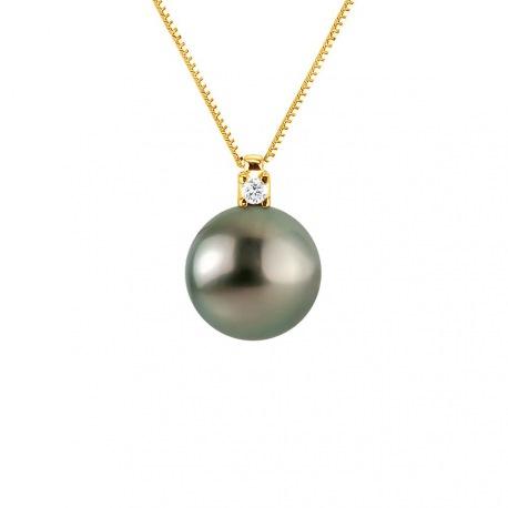 Collier Prestige Diamant Or Jaune