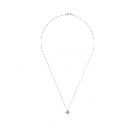 Collier Véritables Diamants 0,15 Carats