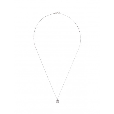 Collier Véritables Diamants 0,05 Carats