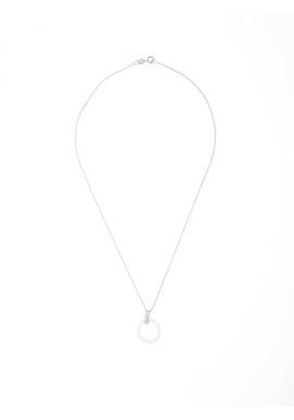 Collier Céramiquehe Motif Cercle