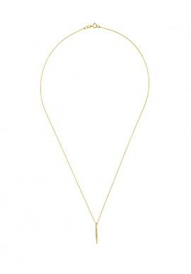 Collier Véritables Diamants 0,06 Carats