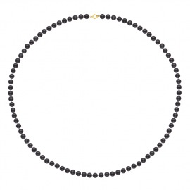 Collier de Perles Fermoir Or Jaune
