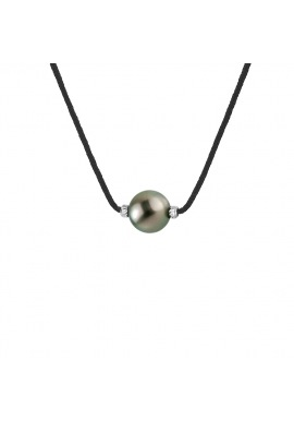 Collier Véritable Perle de Tahiti