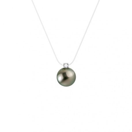 Collier Lien d'Amour Perle & Diamant