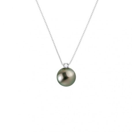 Collier Maille Vénitienne & Véritable Diamant