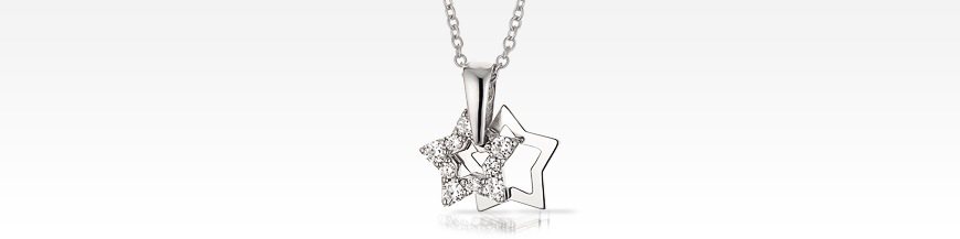 Collier Joaillerie Argent